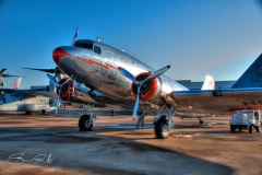 American DC-3 -2