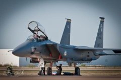 The Eagle F-15