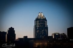 Austin Texas Night