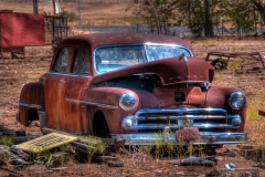 Rusty Old American Dream